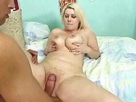 bbw porn - Fat busty plumper fucked