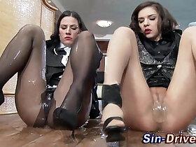 heels porn - Classy clothed wam hos