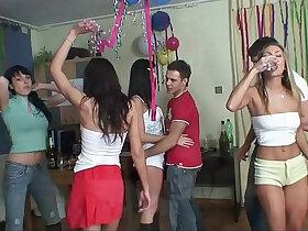 college porn - Birthday Party