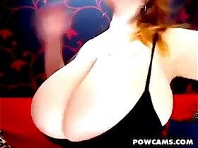 boobs porn - Pretty Redhead With Boobs