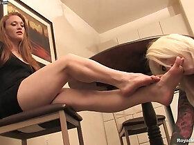 fetish porn - Lesbian fetish Mistress Tyler Aria