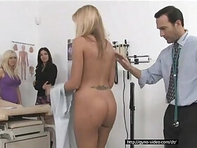 car porn - One doctor takes care of his three hot patients