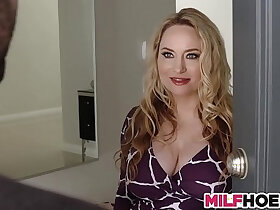 son porn - Katya Rodriguez Stepmom Aiden Starr To The Rescue
