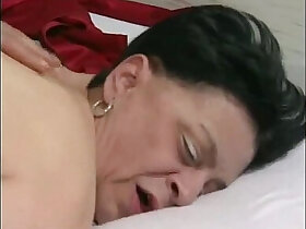 granny porn - years old granny with nylons stocking