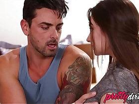 brother porn - Step Sister Fucks Her Virgin Brother