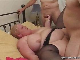fat porn - Very fat woman Gangas