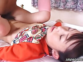adorable porn - Adorable and cute pigtail Asian teen girl getting hammered
