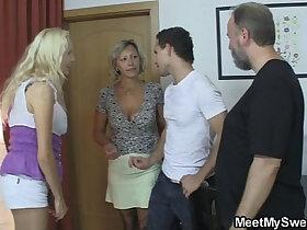 family porn - She fucks his family