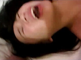 3some porn - Pretty Chinese Student Threesome At The Hotel Episode