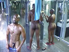 african porn - Big Brother Africa Hotshots Shower Hour Day 25 Sheillah and Nhlanhla