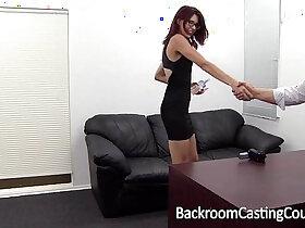 anal porn - Slave Christy Chokes Herself To Anal Orgasm