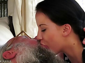 compilation porn - Old young kissing compilation