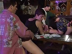 anal porn - Vanessa Chase Bar Orgy Anal