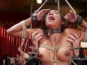 hardcore porn - The upper floor orgy party