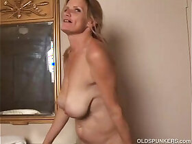 fuck porn - Slutty mature trailer trash loves fuck