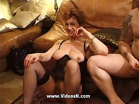 french porn - French Mature Gangbang
