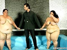 bbw porn - BBW Fight Club