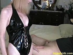 cute porn - Cute angry mommy with son