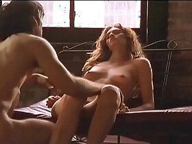 celebrity porn - Erika Anderson fucking around