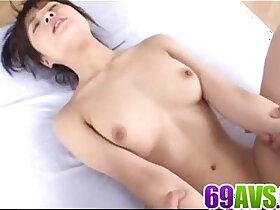 facesitting porn - Serious trio along Japanese hottie Hyori Shiraishi