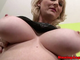 big cock porn - Busty mature pussyrailed by black big cock