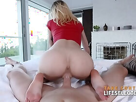 fat porn - The Step Mom, the Step Sis, the Sugar Baby and the Geek
