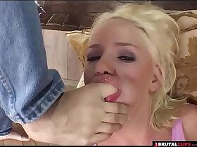 deepthroat porn - Hardcore deepthroat punishment