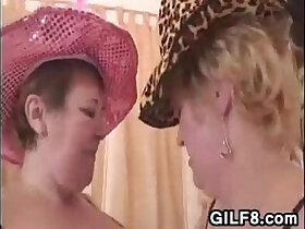 fun porn - Old Lesbians With Toys Having Fun Together