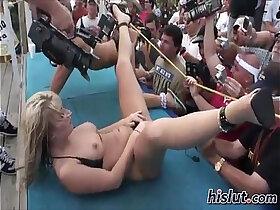 college porn - These girls went wild