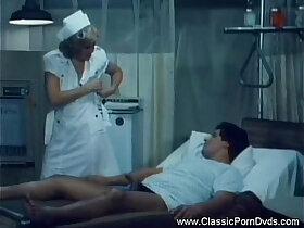 hairy porn - Vintage hairy Nurses 1973