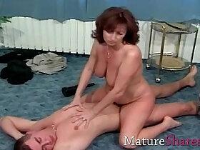 fuck porn - Natural hairy mature slut gets long fuck