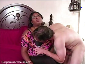 amateur porn - Full figure first time desperate amateurs need money