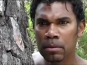 african porn - Black servant prepares an ambush to a white chick to fuck