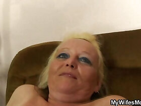 mother porn - Wife finds his nasty photos with mother in law