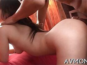action porn - Lengthy shaggy asian deepthroat action