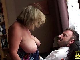 bbw porn - British bbw fingerfucked until squirting