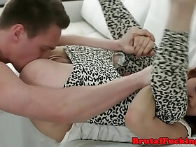 19 year old porn - 19yo beauty fucked in doggystyle