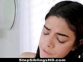 brother porn - Stunning Latina Stepsis Harmony Wonder Fucks Her Pervy Stepbro
