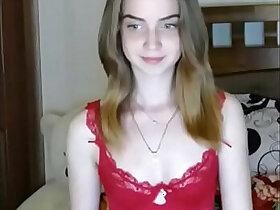 beautiful porn - Beautiful Teen Cam Girl Tiny Tits In Lingerie