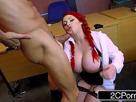 big cock porn - Little High School Whore Harmony Reigns Gets Proper Big Cock Punishment
