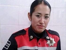 mexican porn - mujer policia de mexico baila desnuda