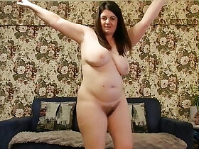 bbw porn - chubby big tits strip dance Get CAMS of girls like this on BBWLADIES.GQ