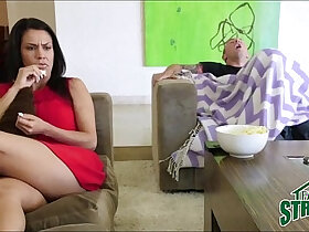 mom porn - Fucking My Step Sister In Front Of Mom During Movie pornvideo.rodeo