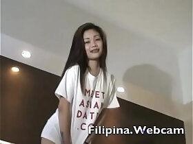 amateur porn - Filipina.webcam amateur sexy teen gets naked in Manila hotel to masterbate